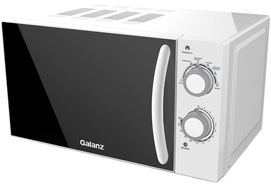 Микроволновая печь Galanz MOG-2005M 700 Вт белый