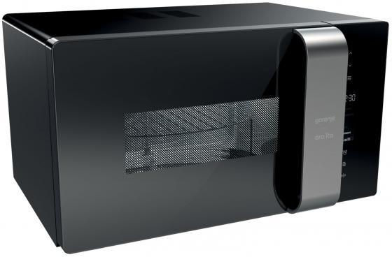 Микроволновая печь Gorenje MO23ORAB 900 Вт чёрный микроволновая печь gorenje mo23orab 900 вт чёрный