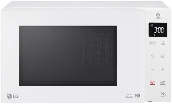 Микроволновая печь LG MB-63R35GIH белый, 1000 Вт, 23 л