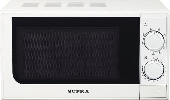 Микроволновая печь Supra 20MW25 700 Вт белый