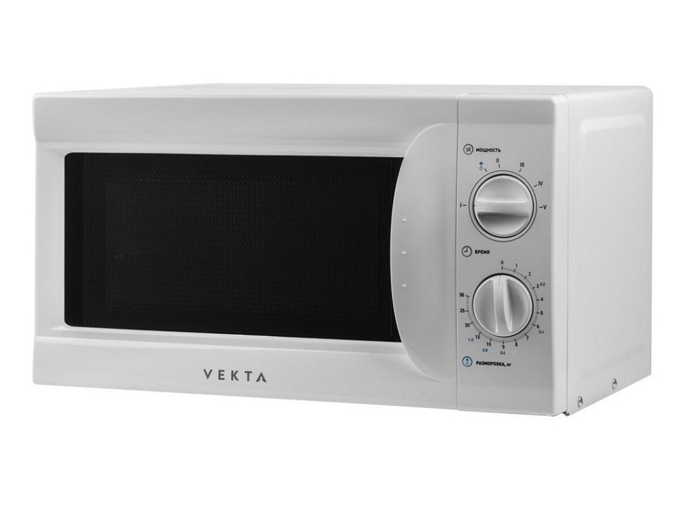 Микроволновая печь Vekta MS720AHW 700 Вт белый