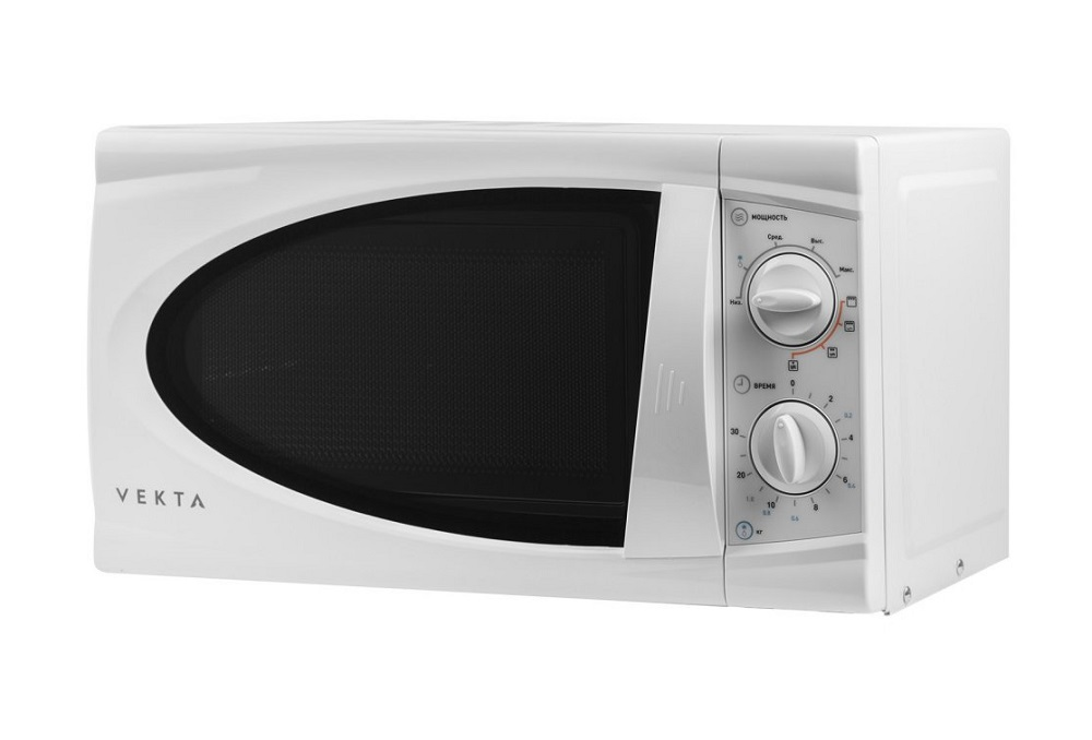 Микроволновая печь Vekta MG720ABW 700 Вт белый