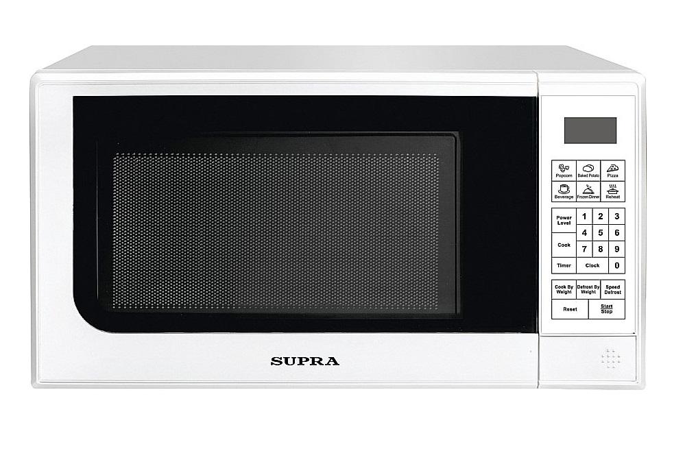 Микроволновая печь Supra 20SW25 700 Вт белый