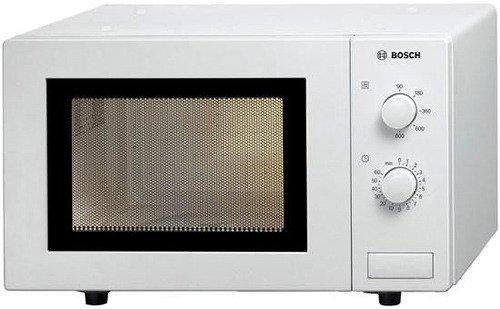 Микроволновая печь Bosch HMT72M420R белый, 800 Вт, 17 л микроволновая печь bbk 23mws 927m w 900 вт белый