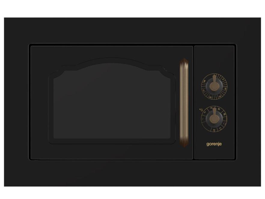 Встраиваемая микроволновая печь GORENJE BM235CLB встраиваемая микроволновая печь gorenje bm235orab