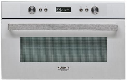 Встраиваемая микроволновая печь HOTPOINT-ARISTON MD 764 WH HA встраиваемая микроволновая печь hotpoint ariston mwa 121 1 x ha