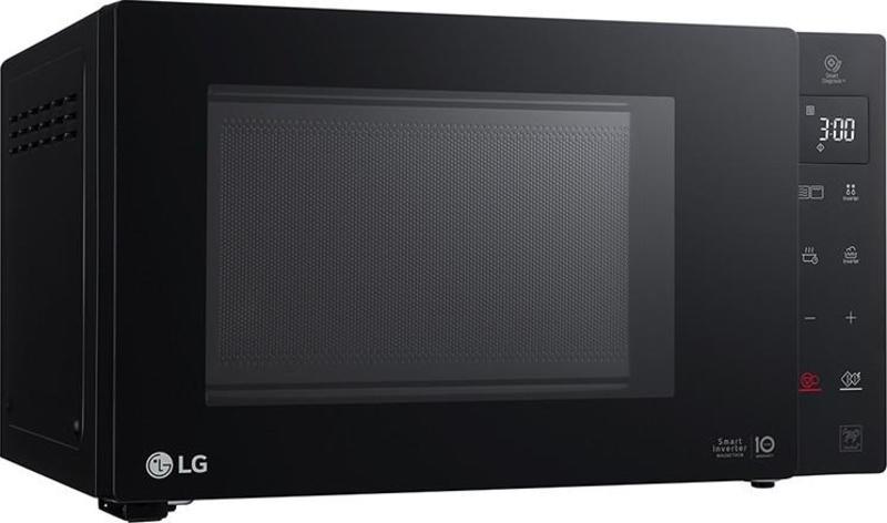 Микроволновая Печь LG MB63R35GIB 23л. 1000Вт черный цена