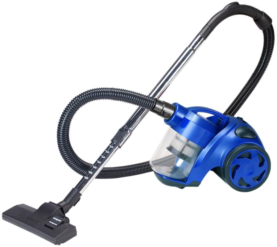 Пылесос SUPRA VCS-1615 blue пылесос supra vcs 1615 синий vcs 1615 blue