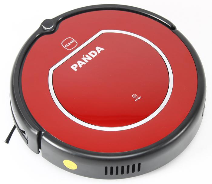 Робот-пылесос Panda X500 Pet Series (красный)