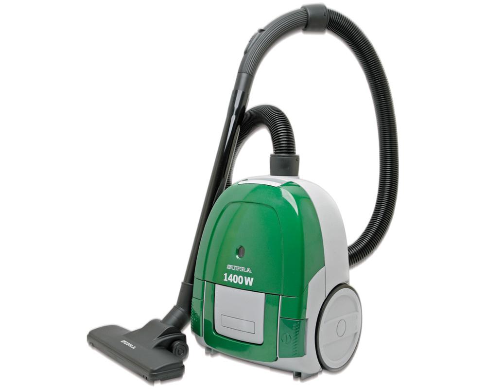Пылесос SUPRA VCS-1475 green vacuum cleaner vcs 1475 blue