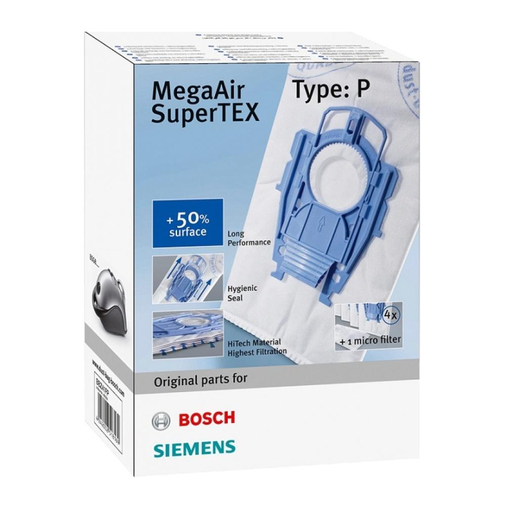 Пылесборник Bosch BBZ41FP одноразовый синтетика 4шт