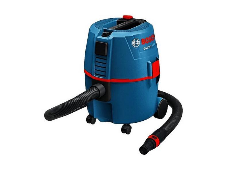 Промышленный пылесос Bosch GAS 20 L SFC пылесос bosch gas 20 l sfc 0 601 97b 000