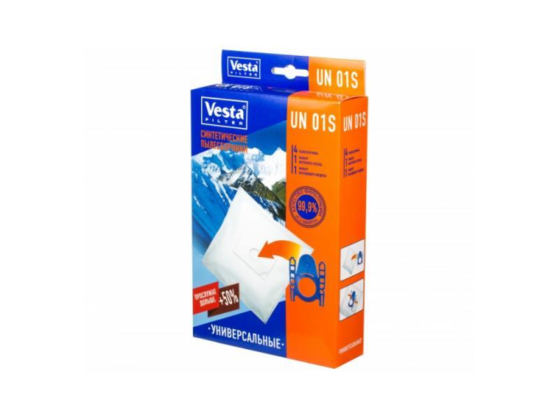 Комплект пылесборников Vesta UN 01 S 4шт