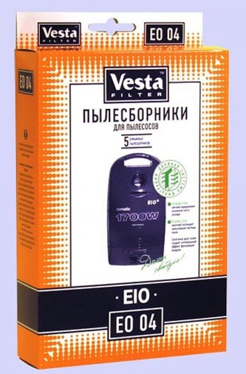 Комплект пылесборников Vesta EO 04 5шт
