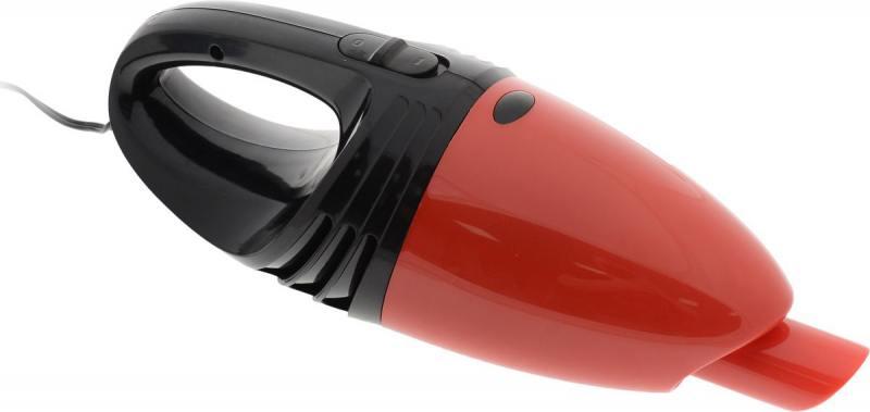 Автомобильный пылесос Zipower PM 6706 без мешка сухая уборка 65Вт черно-красный