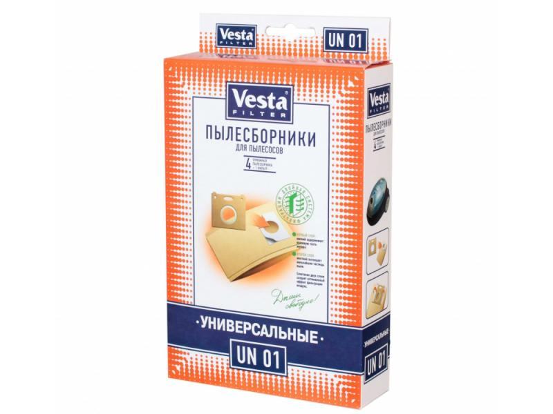 Комплект пылесборников Vesta UN 01 5шт