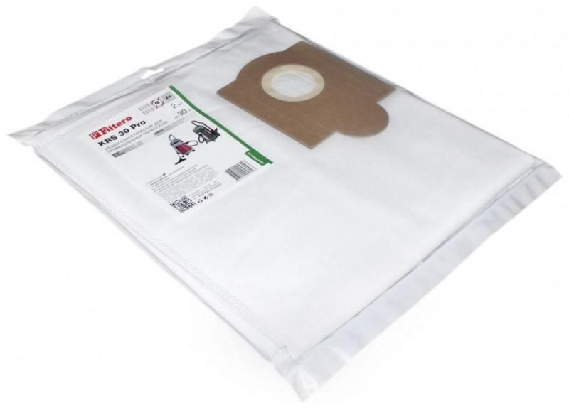 Пылесборник Filtero KRS 30 (5) Pro для Bort Hitachi Kress мешок пылесборник filtero kar 30 5 pro