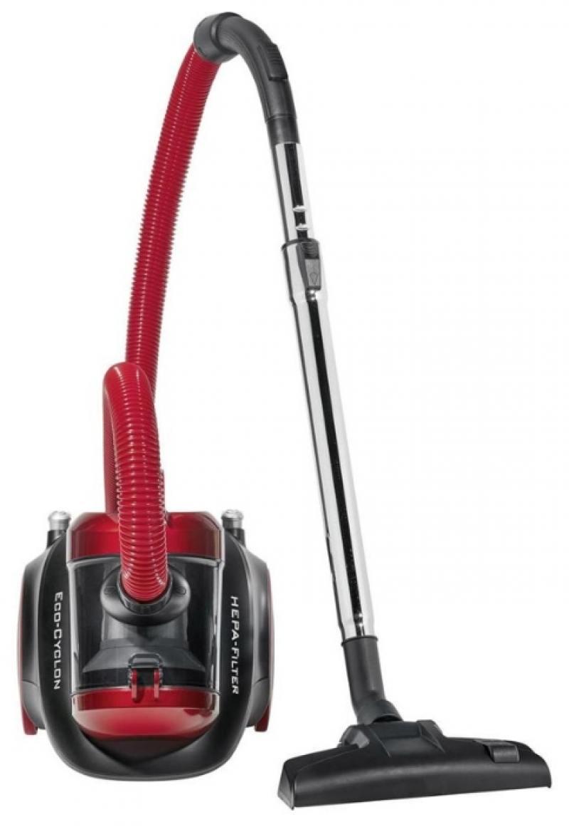 Пылесос Clatronic BS 1304 сухая уборка 1000Вт черно-красный пылесос clatronic bs 1285 сухая уборка 1600вт серебристо черный