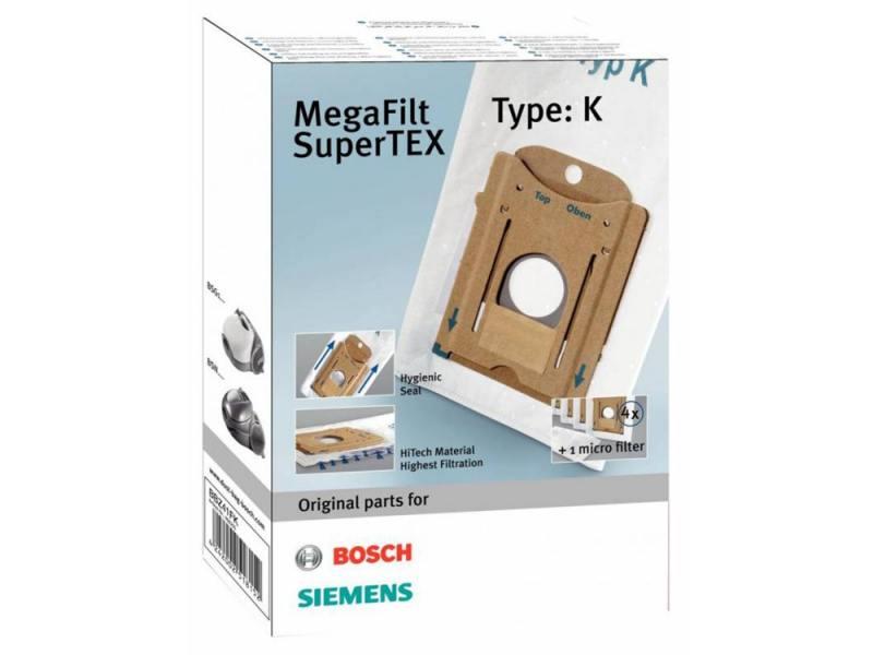 Пылесборник Bosch BBZ41FK одноразовый синтетика 4шт пылесборник bosch bbz41fk одноразовый синтетика 4шт