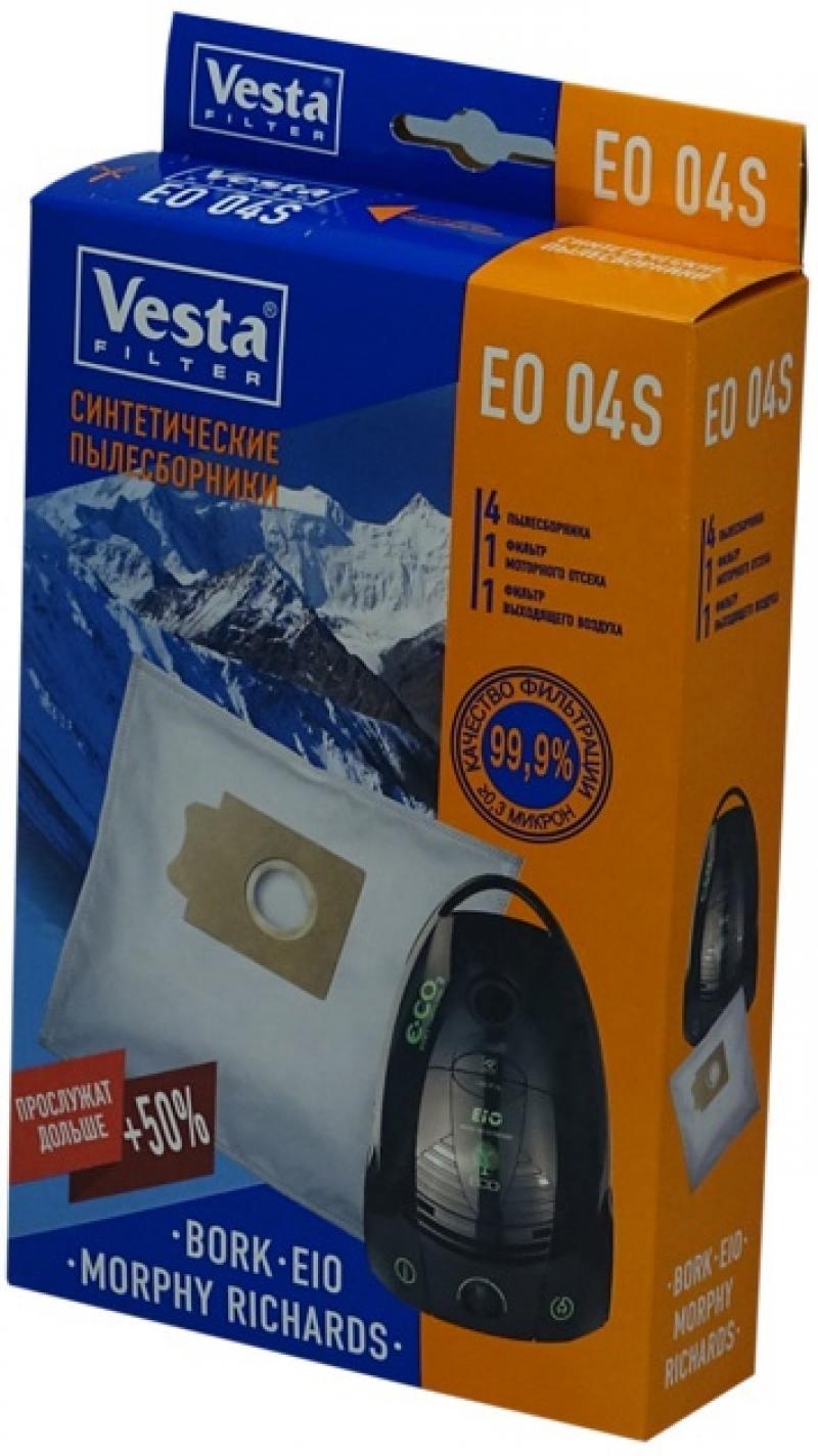 Комплект пылесборников Vesta EO 04 S EiO