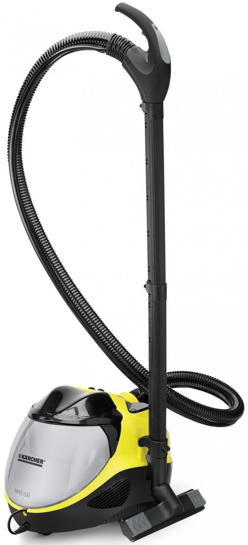 Пылесос-отпариватель Karcher SV 7 EU, подача пара, давление пара 4 бар, 2200Вт, регул. мощности, аквафильтр, набор насадок пылесос karcher puzzi 8 1 c 1 100 225