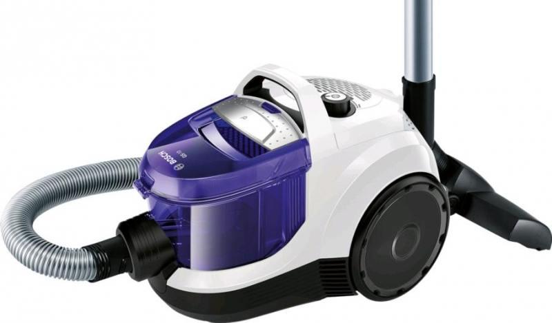 Пылесос Bosch BGS1U1800 с мешком сухая уборка 1800Вт белый цена и фото