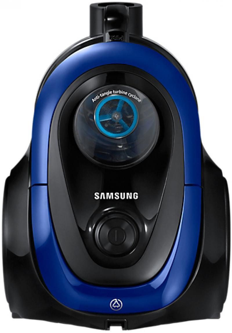 Пылесос Samsung VC18M2110SB/EV сухая уборка синий пылесос samsung vc18m3120vb ev