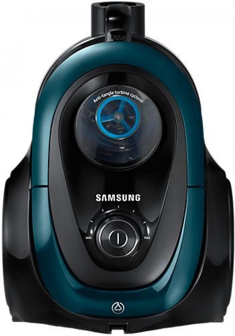Пылесос Samsung VC2100K без мешка сухая уборка 1800Вт зеленый/черный