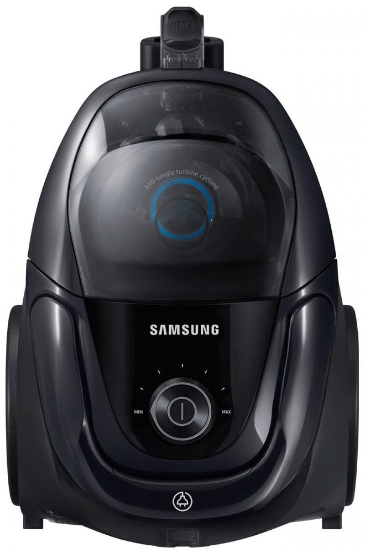 Пылесос Samsung SC18M3160VG без мешка сухая уборка 1800Вт титан пылесос shivaki svc 1747r без мешка сухая уборка 1800вт красно черный