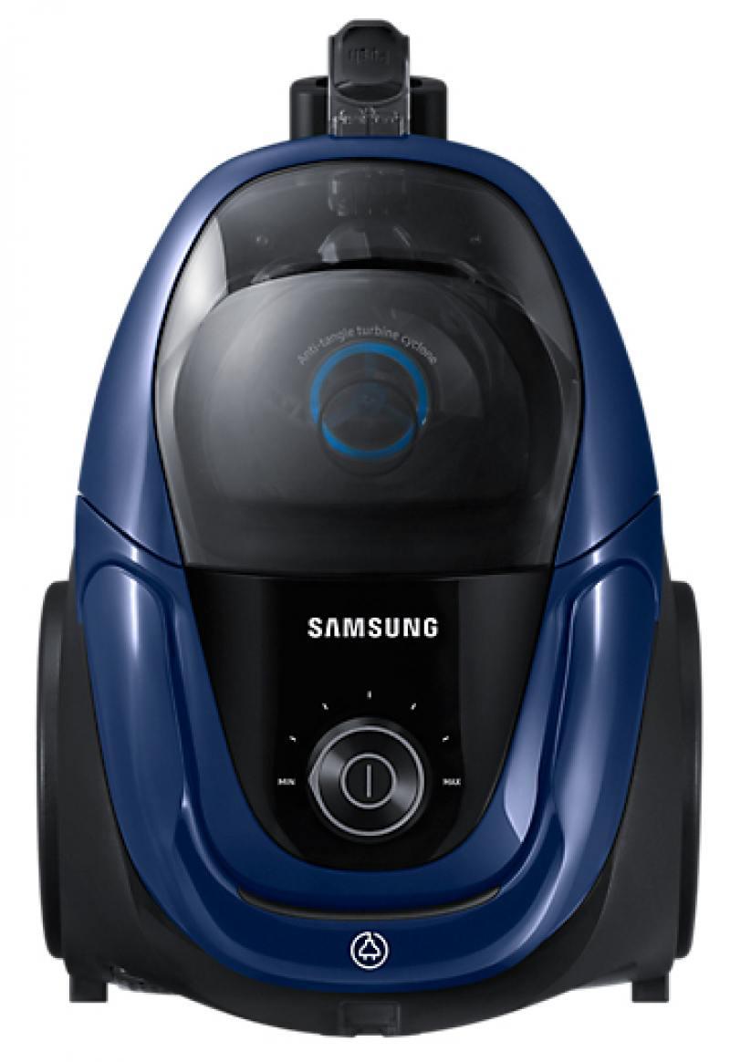 Пылесос Samsung SC18M3120VB без мешка сухая уборка 1800/380Вт синий