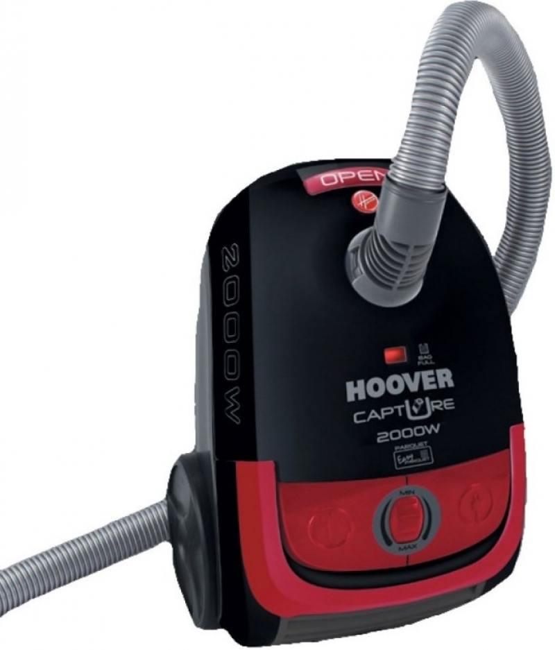 Пылесос Hoover TCP 2010 019 с мешком сухая уборка 2000Вт красный