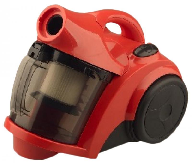 Пылесос Akira GN-925 без мешка сухая уборка 1000Вт красный