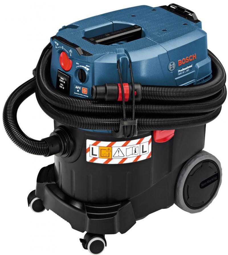 Промышленный пылесос Bosch GAS 35 L AFC 06019C3200