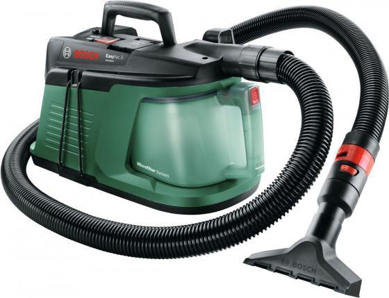 цена на Пылесос Bosch EasyVac3 с мешком сухая уборка 700Вт зеленый/черный
