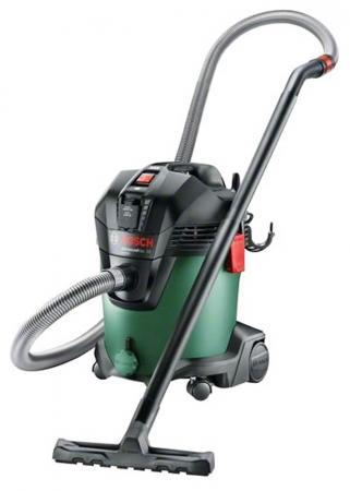 Пылесос Bosch AdvancedVac20 с мешком сухая уборка 1200Вт зеленый/черный пылесос bosch advancedvac 20 зеленый черный 06033d1200