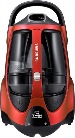 Пылесос Samsung SC885H без мешка сухая уборка 2200Вт красный