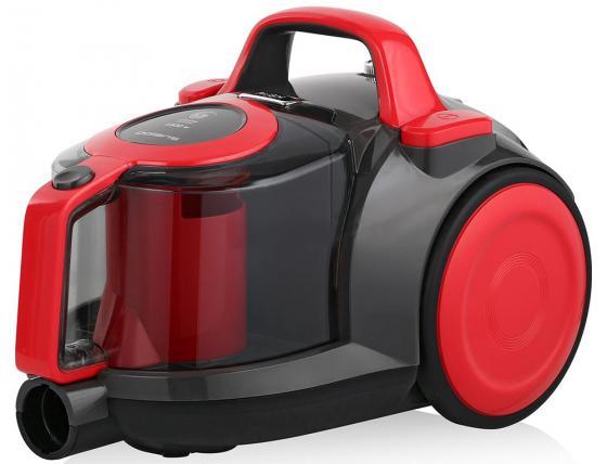 Пылесос Polaris PVC 1823 сухая уборка красный/серый пылесос lg vk76a06ndr сухая уборка красный серый