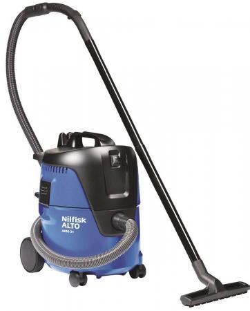 Промышленный пылесос Nilfisk-ALTO Aero 21-21 PC NIL-107406601 садовый пылесос nilfisk buddy ii 12 18451119