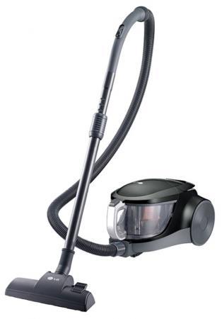 Пылесос LG VK76A02NTL 2000Вт черный пылесос lg vc83204uhav