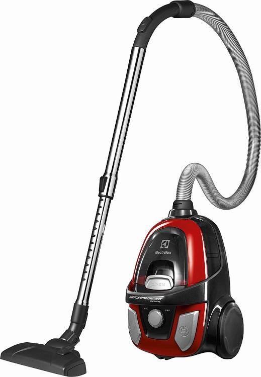 Пылесос Electrolux Z9920 без мешка сухая уборка 1800Вт красный