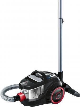Пылесос Bosch BGS2UPWER1 без мешшка сухая уборка 2500Вт черный ручной пылесос handstick bosch athlet bch6ath18 2400вт черный
