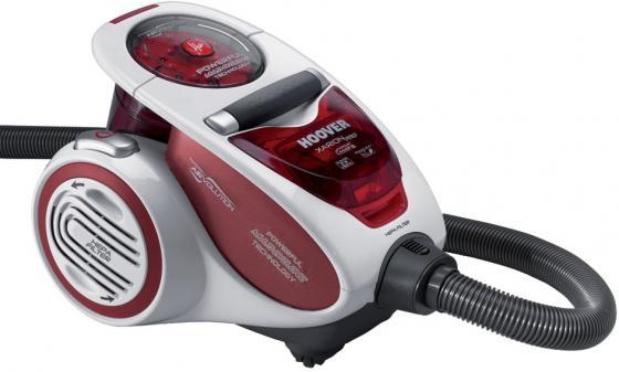 Пылесос Hoover TXP1510 019 без мешка сухая уборка 1500Вт красный пылесос hoover tcp 2120