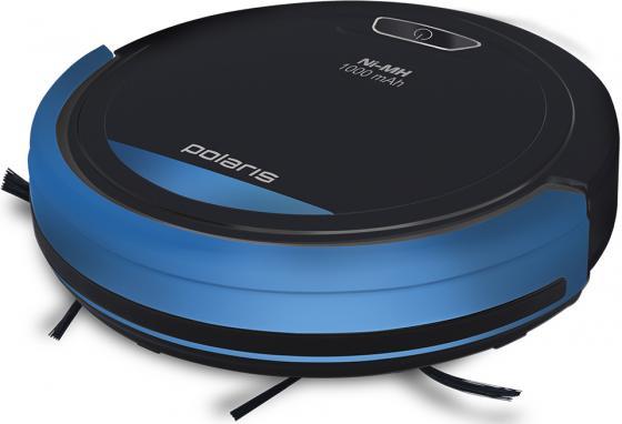 Робот-пылесос Polaris PVCR 0410 сухая уборка черный синий