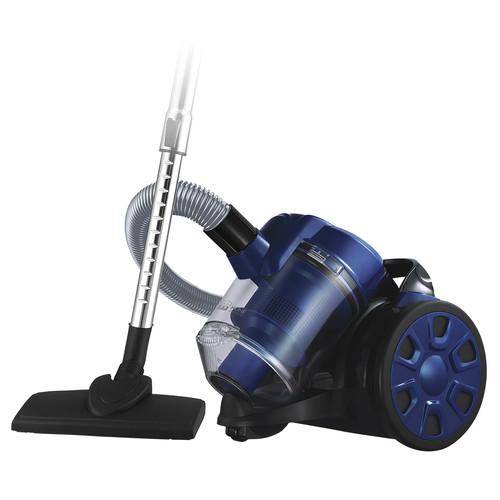 Пылесос HOME ELEMENT HE-VC-1802 сухая уборка чёрный синий пылесос home element he vc1801 black blue