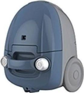 Пылесос Midea VCB14-1 сухая уборка серый синий