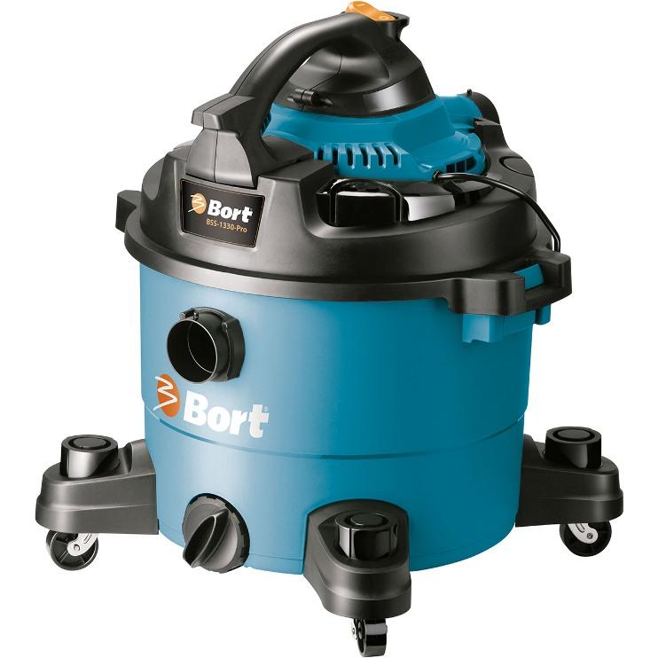 Пылесос электрический Bort BSS-1330-Pro пылесос промышленный bort bss 1330 pro