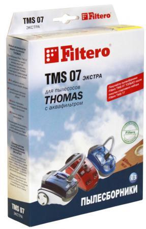 Пылесборники Filtero TMS 07 Экстра пятислойные 3шт