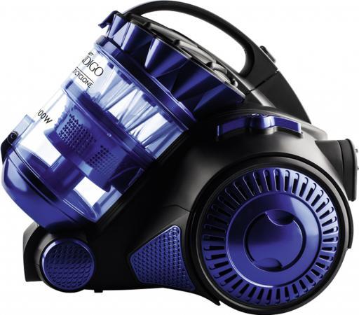 Пылесос Scarlett IS-VC82C05 без мешка сухая уборка 1200Вт синий пылесос lg v k76w02hy без мешка сухая уборка 2000вт серебристо серый
