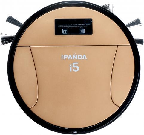 Робот-пылесос Panda i5 сухая влажная уборка золотистый робот пылесос iclebo arte сухая уборка серебристый