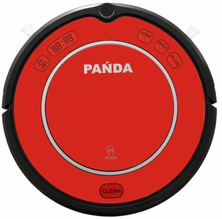 Робот-пылесос Panda X800 Multifloor красный panda робот пылесос panda i5 золотой